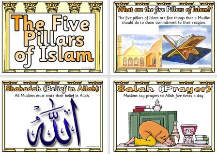 image relating to Give Me Five Poster Printable Free named Prompt Show Training Elements Earth Religions