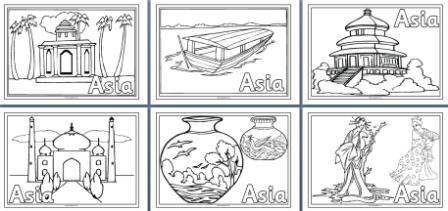 Southeast Asia Worksheet - FREE Word Search Puzzles Printable -