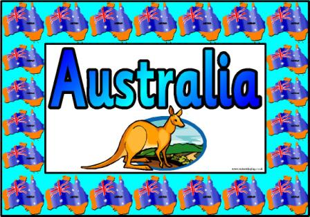 Australia Teaching Resources, including many free sets of worksheets ...