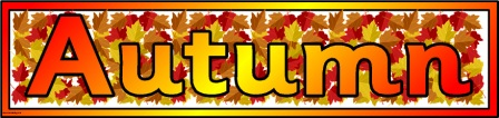 Image result for Autumn lettering