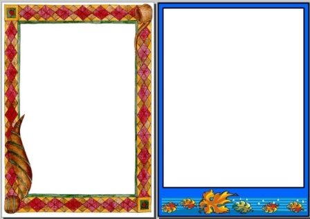 page borders free