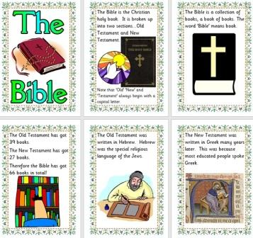 Instant Display Teaching Resources Christianity