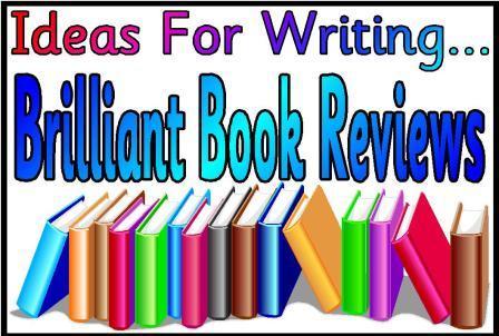 book review display ks2