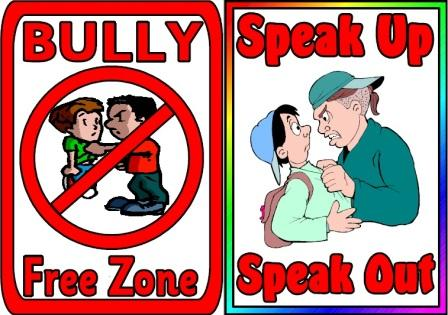 Free printable Anti Bullying Posters