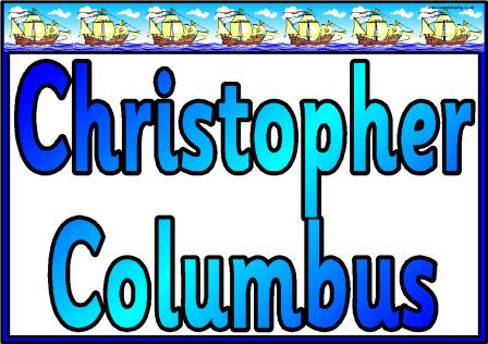 a biography of christopher columbos Christopher columbus died is one of the many legends with which his biography has been distorted columbus is said to have christopher he became a.