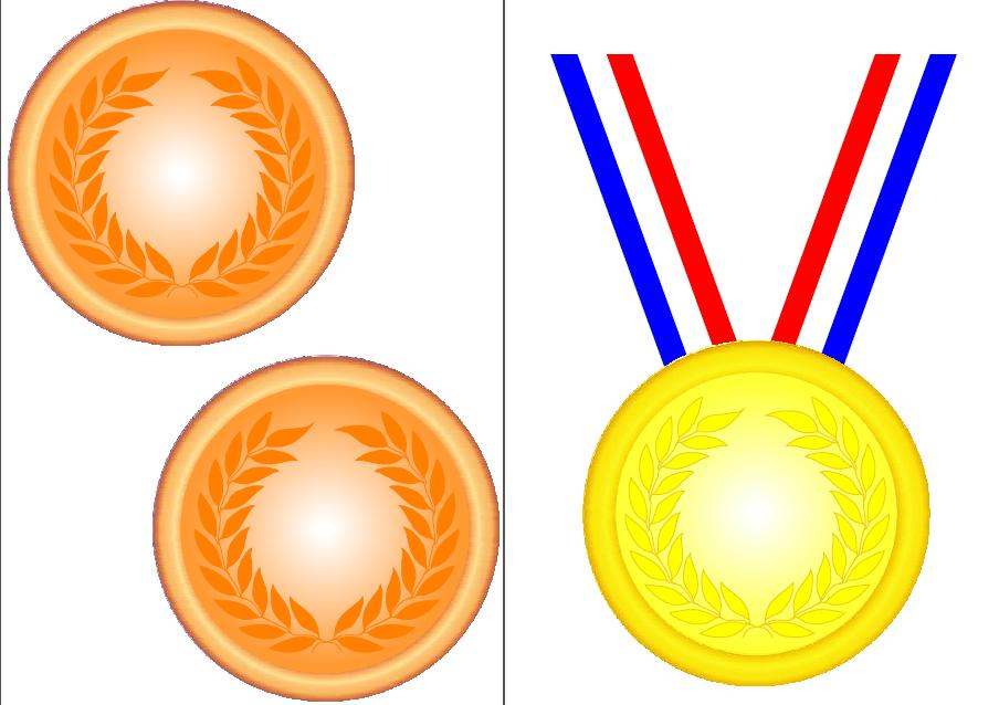 picture relating to Printable Medals titled Quick Show Schooling Materials Olympic Online games