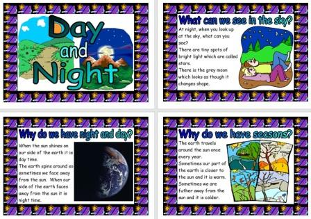 ... worksheets, display materials and ideas for Space Topic Activities