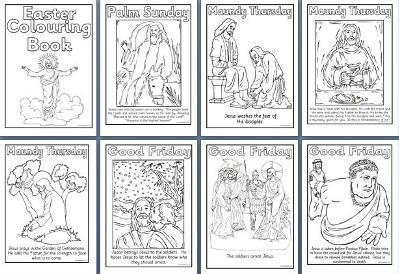 picture about Printable Stations of the Cross known as No cost Printable Easter Instruction Materials, which includes Easter