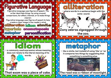 Literacy Resources Writing Posters Many Free Printables For