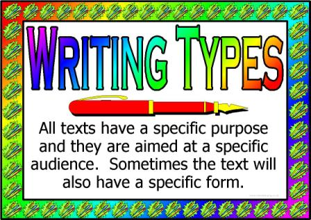 different types of writing genres It describes the style and focus of the novel you write here are 17 popular genres  different types  write a book, join our writers write.