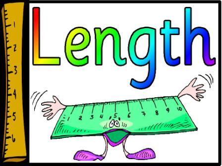 Free Printable Maths Measuring Length posters for Classroom Display