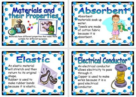 Materials Revision PowerPoint