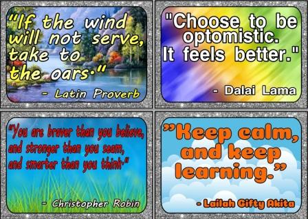 Free printable Motivational Quotes Posters for display