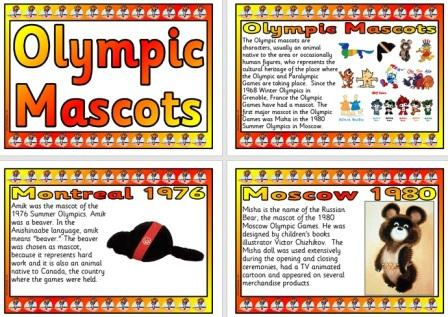 photo relating to Printable Olympic Schedule known as Prompt Clearly show Schooling Products Olympic Game titles