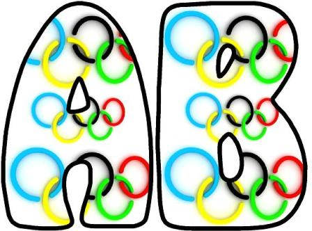 Olympic games rio 2016 teaching resources many free or for Display lettering