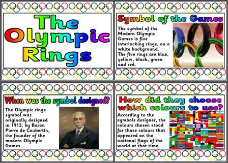 explain about the origins and meaning of the Olympic Rings symbol