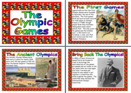 the origin and history of the olympic games 1989-9-22 paralympics history begins in rome, italy in 1960 where the first paralympic games were held the.