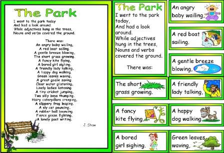 The Very Busy First Graders: Poetry and a Free Earth Day Poem