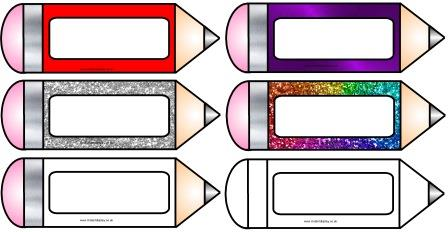 graphic regarding Free Printable Classroom Labels for Preschoolers known as Quick Exhibit Coaching Materials