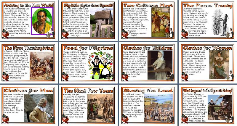 Ks2 History Teaching Resource The Pilgrims And The