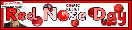 Free Resources for Red Nose Day