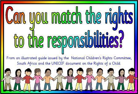 Responsibility Poster For Kids   www.pixshark.com - Images ...