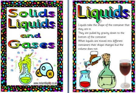 KS1 and KS2 Science Resources - Science Display Posters, Materials ...