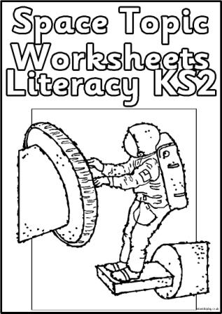 free printable literacy worksheets ks2 space theme teaching resources for ks1 and ks2 children 238