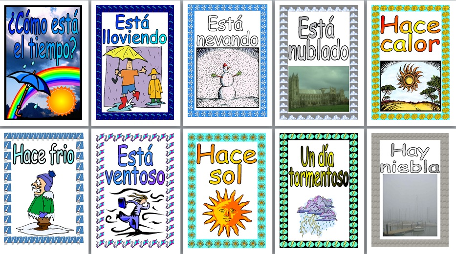 weather worksheet: NEW 680 FRENCH WEATHER EXPRESSIONS WORKSHEET
