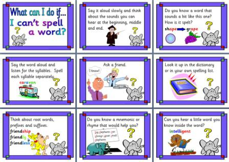 reflection understanding and proper spelling Literacy teacher shows how vital it is to use the correct spelling of words spelling is a reflection of a number of things when a person applies for a job once a child feels they are not understanding.