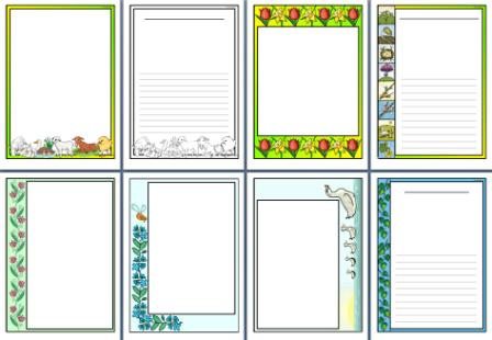 graphic relating to Free Printable Bulletin Board Borders Template identify No cost Spring Coaching Products, downloadable Butterfly
