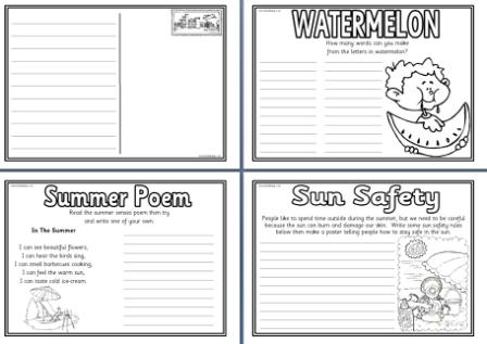 Free Summer Teaching Resources, Downloadable Butterfly Symmetry, Page  Borders, Printables, Worksheets, Display Lettering, Posters, Life Cycles  And Banners