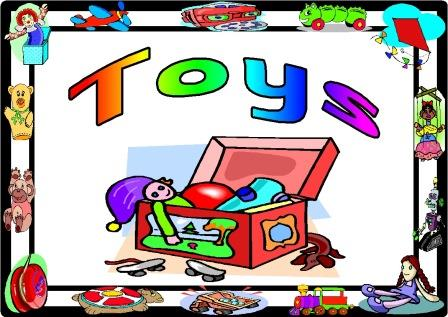 Free posters about toys in the past