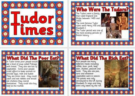 KS2 History Resources, Tudor Times, Henry VIII, William ...