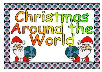 Christmas Around The World Coloring Pages Coloring Page From Ice